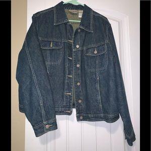 Vintage Billblass jean jacket XL